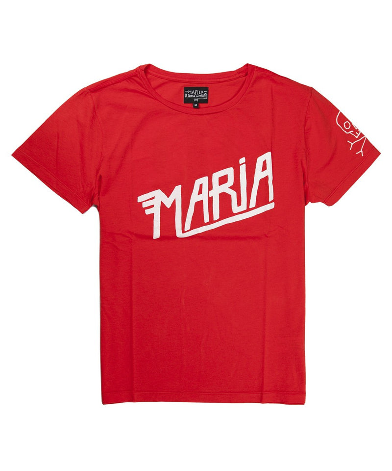 Men Maria 29 T-Shirt - Red