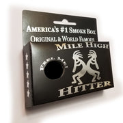 Mile High Hitter:  Midnight Black - Mile High Hitter