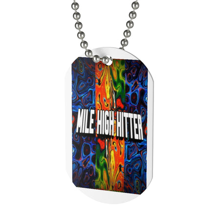 Dog Tag | Mile High Hitter Club
