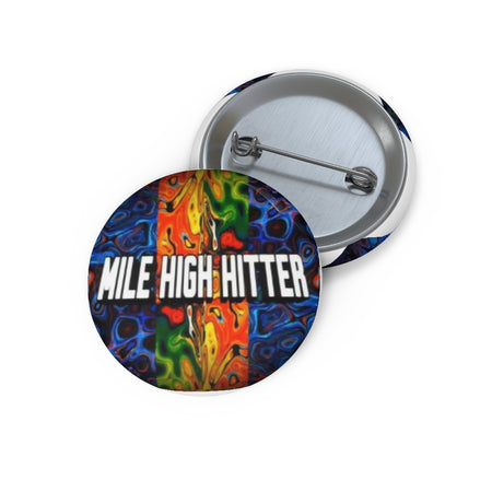 Pin Buttons | Mile High Hitter Club