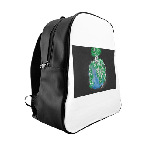 """Tree of Life"" School Backpack"