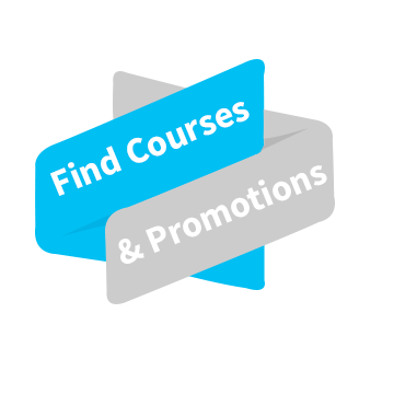 Find your course and discounts