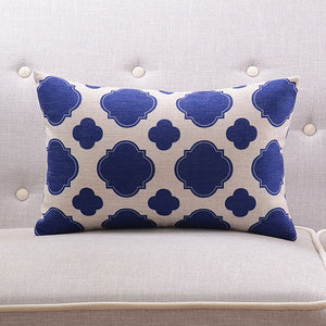 Jharokha Rectangle Cushion Cover