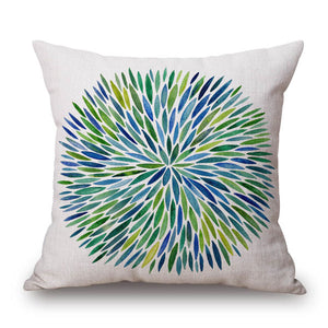 Atlantic Circle Cushion Cover