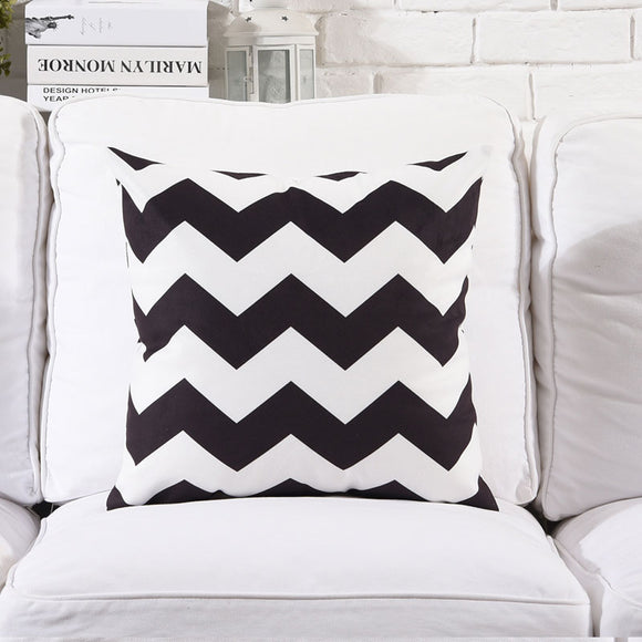 Big Waves Cushion cover