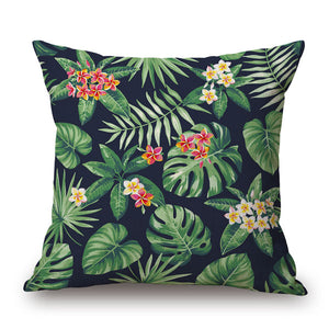 Black Sand Cushion Cover