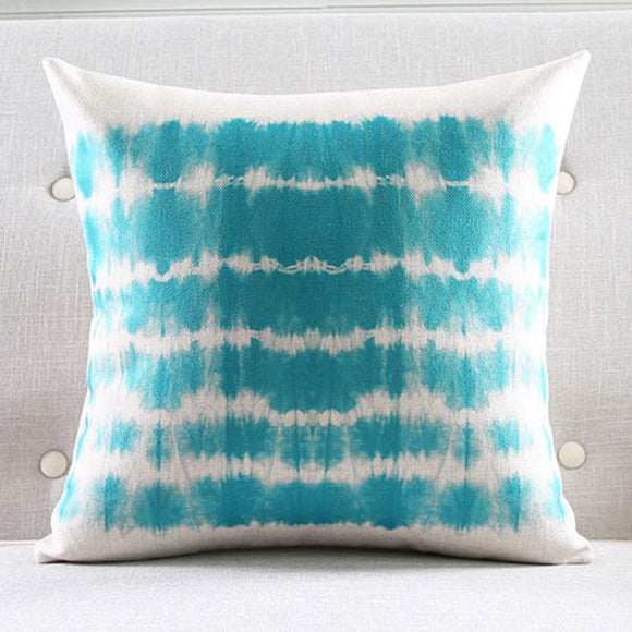 Blue Wash Cushion cover