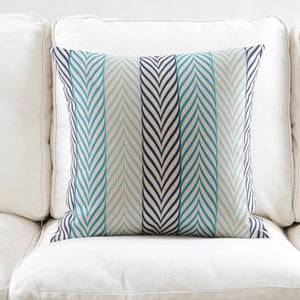 Brisbane Blue Cushion Cover