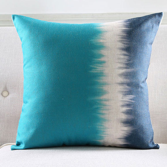 Even Flow Aqua Cushion cover