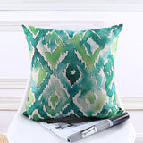 Green Lagoon Cushion cover