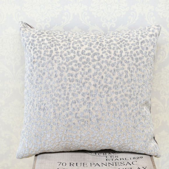 Jacquard Dotted Cushion Cover