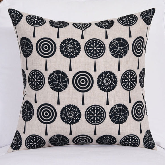 Lollipop Plant Cushion Cover