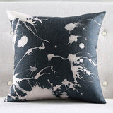 Mirage Black Cushion Cover
