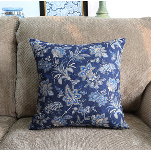 Morning Glory Cushion Cover