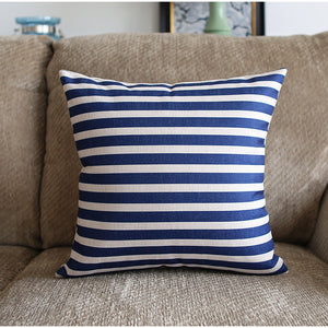 Aaryaa Striped Cushion Cover