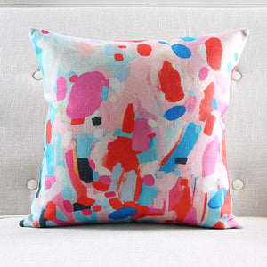 Kookoo Modern Art Cushion Cover