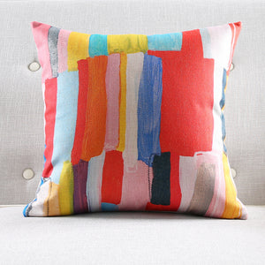 BRIGHT NEW DAY CUSHION COVER