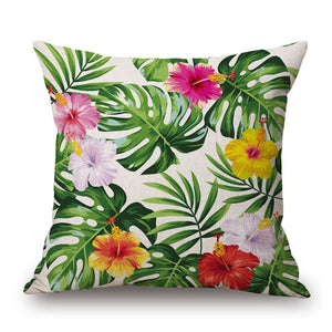Summer Bahamas Cushion Cover