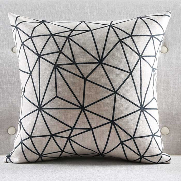 Times Square Cushion Cover