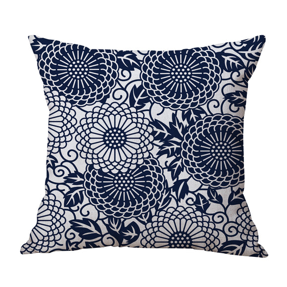 Hampton Radial Cushion Cover