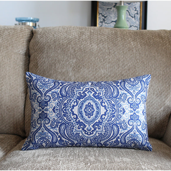 Ornament Rectangle Cushion Cover