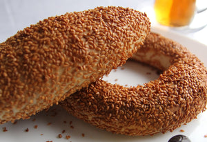 Simit | Sesame Bagel