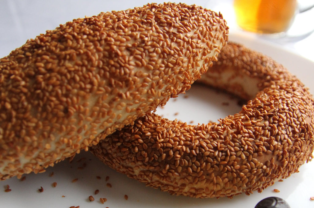 Kasarli Simit | Mozarella Simit