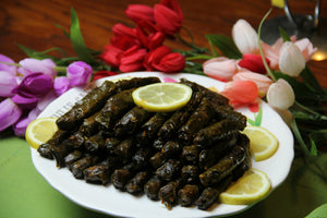 Stuffed Grape Leaves 1lb.