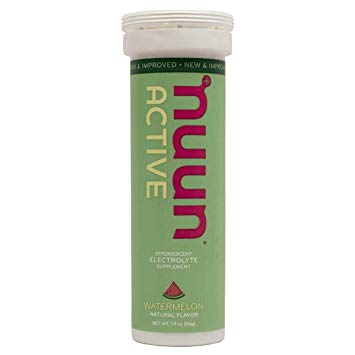 NUUN ELECTROLYTE ACTIVE DRINK TABS WATERMELON