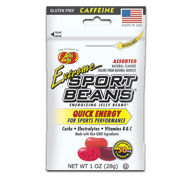 SPORT BEANS EXTREME ASSORTED (CAFEINA)