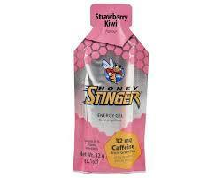 HONEY STINGER GEL STRAWBERRY KIWI