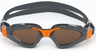GOGGLE KAYENNE POL/ORANGE 172730 AQUA SPHERE