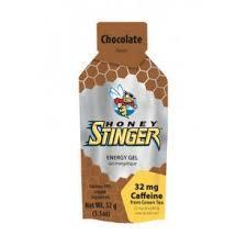 HONEY STINGER GEL CHOCOLATE CAFFEINE
