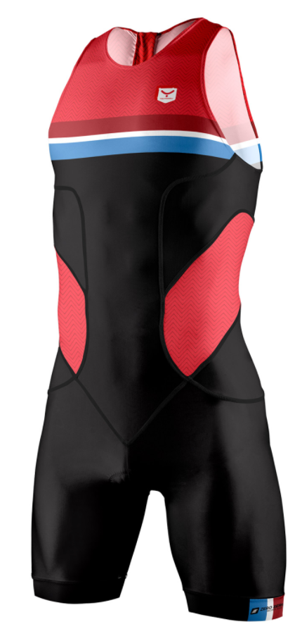TRISUIT TAYMORY T150 CERO GOLD RED