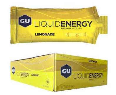 GU LIQUID ENERGY LEMONADE