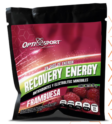 RECOVERY-ENERGY 20GRS OPTISPORT
