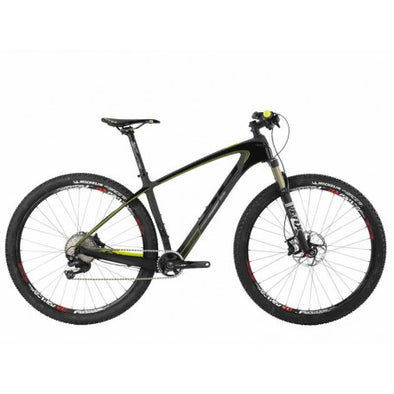 BICICLETA BH ULTIMATE 27.5 CARBON, NEGRO/AMARILLO