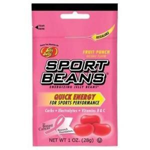 SPORT BEANS FRUIT PONCH