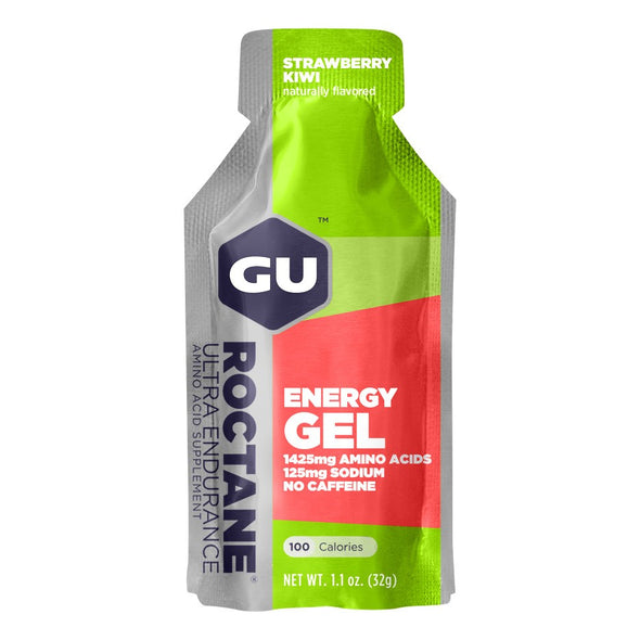 GU ROCTANE ENERGY GEL STRAWBERRY KIWI