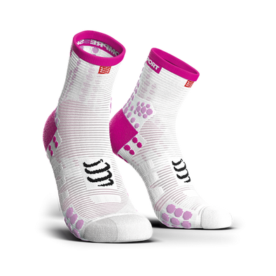 COMPRESSPORT RACING SOCKS V3 RUN HI