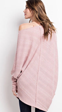 Women's Oversized Knit Tunic