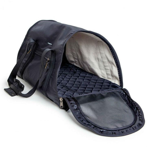 Airline-Approved Dome-Shaped Dog Carrier in Camo - This Dog's Life