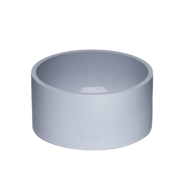 Classic Essential Dog Bowl in Soft Gray