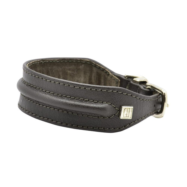 Horizon Hound Leather Collar in Brown - This Dog's Life