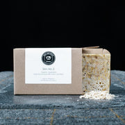 Organic Dog Soap Infused with Avens Oat Straw - This Dog's Life