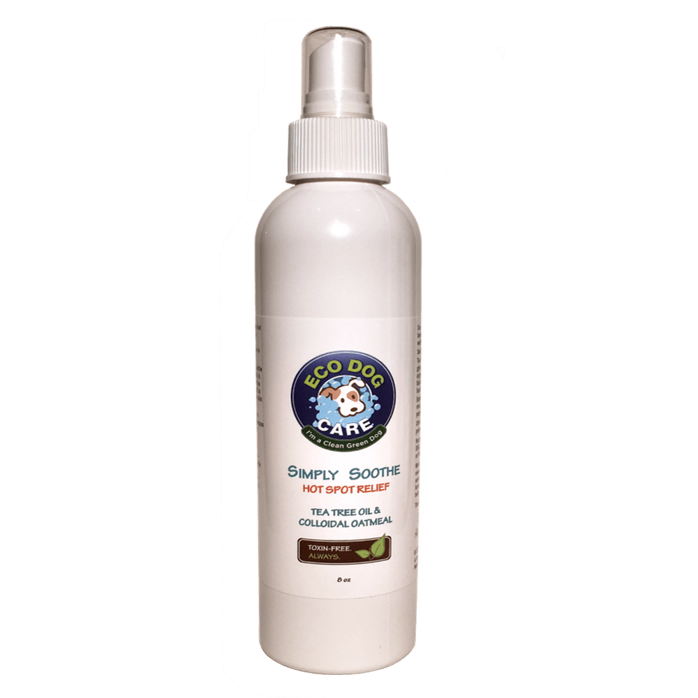 Eco Dog Care Simply Soothe Hot Spots Relief Spray