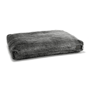 Soft Luxurious Faux Fur Dog Bed