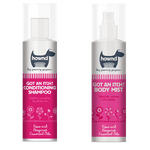 Got an Itch? Super Grooming Pack with Shampoo and Body Mist