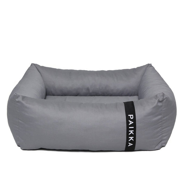 Restorative Orthopedic Dog Bed in Gray Pewter - This Dog's Life