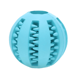 Interactive Teeth Cleaning Dog Treat Toy